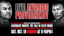 Ruslan Provodnikov Feature