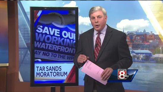 South Portland to consider moratorium on tar sands oil