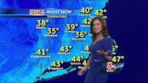 Cindy's Tuesday Boston-area weather forecast