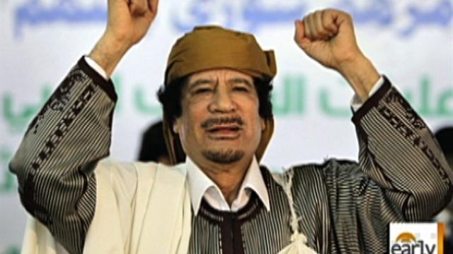 Expert: Qaddafi negotiation almost impossible