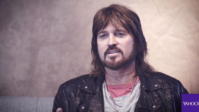 Backspin: Billy Ray Cyrus on 'Achy Breaky Heart' & 'Some Gave All'