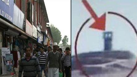 Kashmir not happy with Chinese intrusion