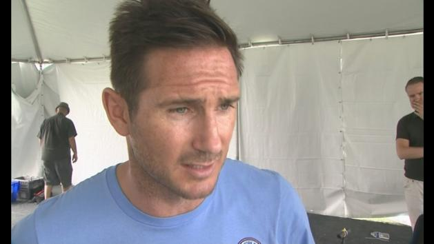 Lampard apologises over 9/11 and vows to visit memorial