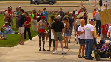 Minnesotans March Against Agriculture Company