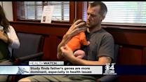 Study Finds Father's Genes Are More Dominant