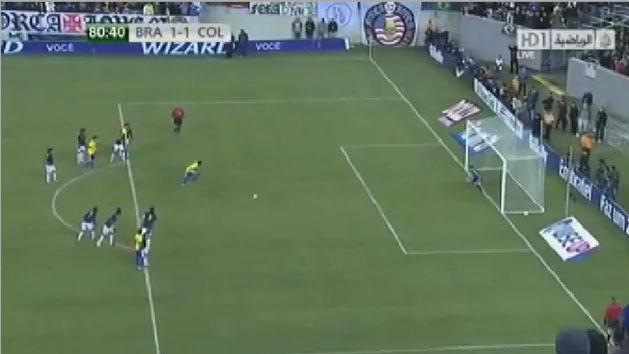 Worst penalty miss ever?