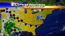 Bob Turk Has Your Friday Evening Forecast