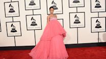 25 Times Rihanna Killed It On The Red Carpet