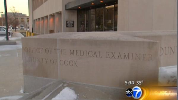 Cook County Medical Examiner posts photos of unidentified bodies