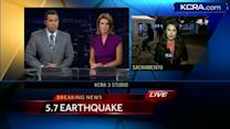 Sacramento Kings party shaken by earthquake