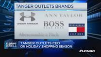 Sales, traffic up: Tanger CEO