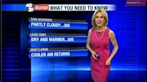 Laura's Weather Webcast Feb. 14th
