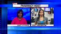 Prescription drug theft on the rise