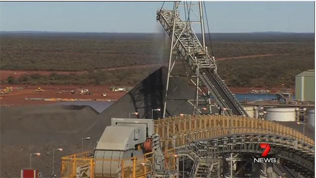 New mine opens in WA