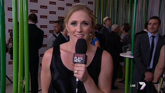 Sally Pearson interview