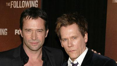 Bacon and Purefoy Star in TV's 'The Following'