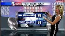 Laura's Weather Webcast Friday Night