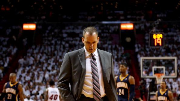 RADIO: Vogel not phased at all by job security rumors
