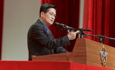 部長重話:這是消滅中華民國