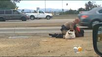 CHP Commissioner Promises Swift Action After Officer Recorded Beating Homeless Woman