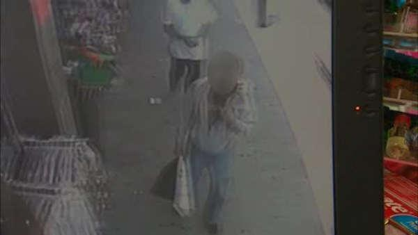 Elderly man robbed while heading to visit mothers grave