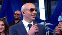 Pitbull Premieres 'Timber' Video on Facebook