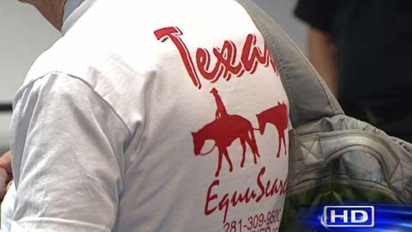 Man calls on community to save Texas Equusearch