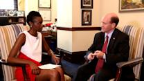 Sen. Chris Coons: U.S. Is Behind China in Africa
