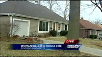 Friends remember woman who died in house fire