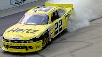 Final Laps: Logano delivers in Dover