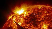 NASA exhibiting stunning news images of sun