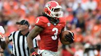 Georgia beats Clemson in season opener