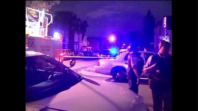 Officer fatally shoots 15-year-old on Chicago`s South Side