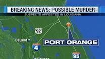 La. Crash Leads To Port Orange Dead Mother