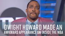 Watch: Dwight Howard grilled on Inside the NBA