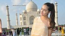 Outrage Over Miss Universe Taj Mahal Photo Shoot
