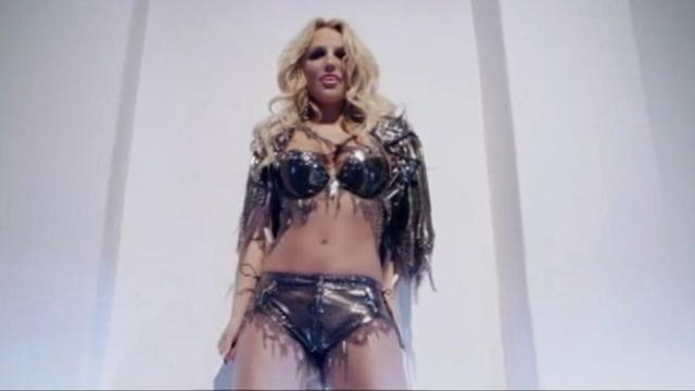 Britney Spears Attempts to Reinvent Image
