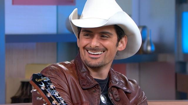 Country Star Discusses Duet With LL Cool J