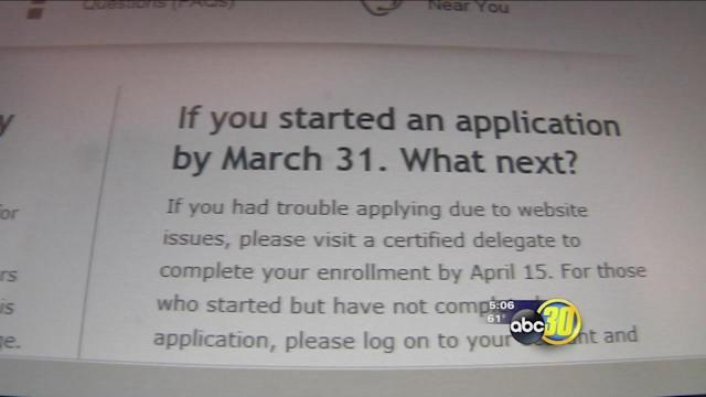 Covered California extends deadline to April 15 for some