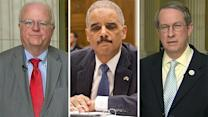 Lawmakers demand answers about testimony from Eric Holder