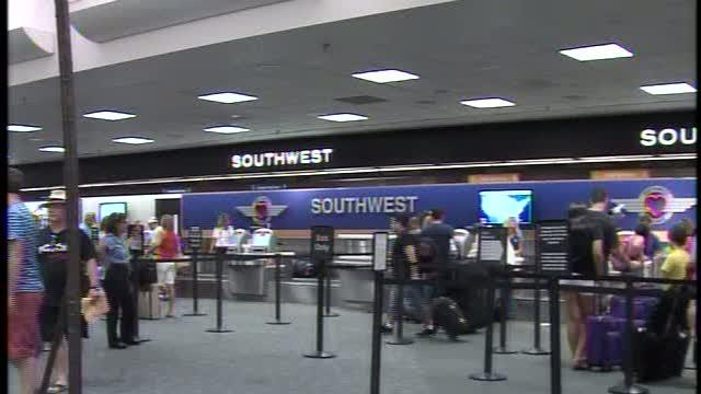 Southwest Glitch Over Charge