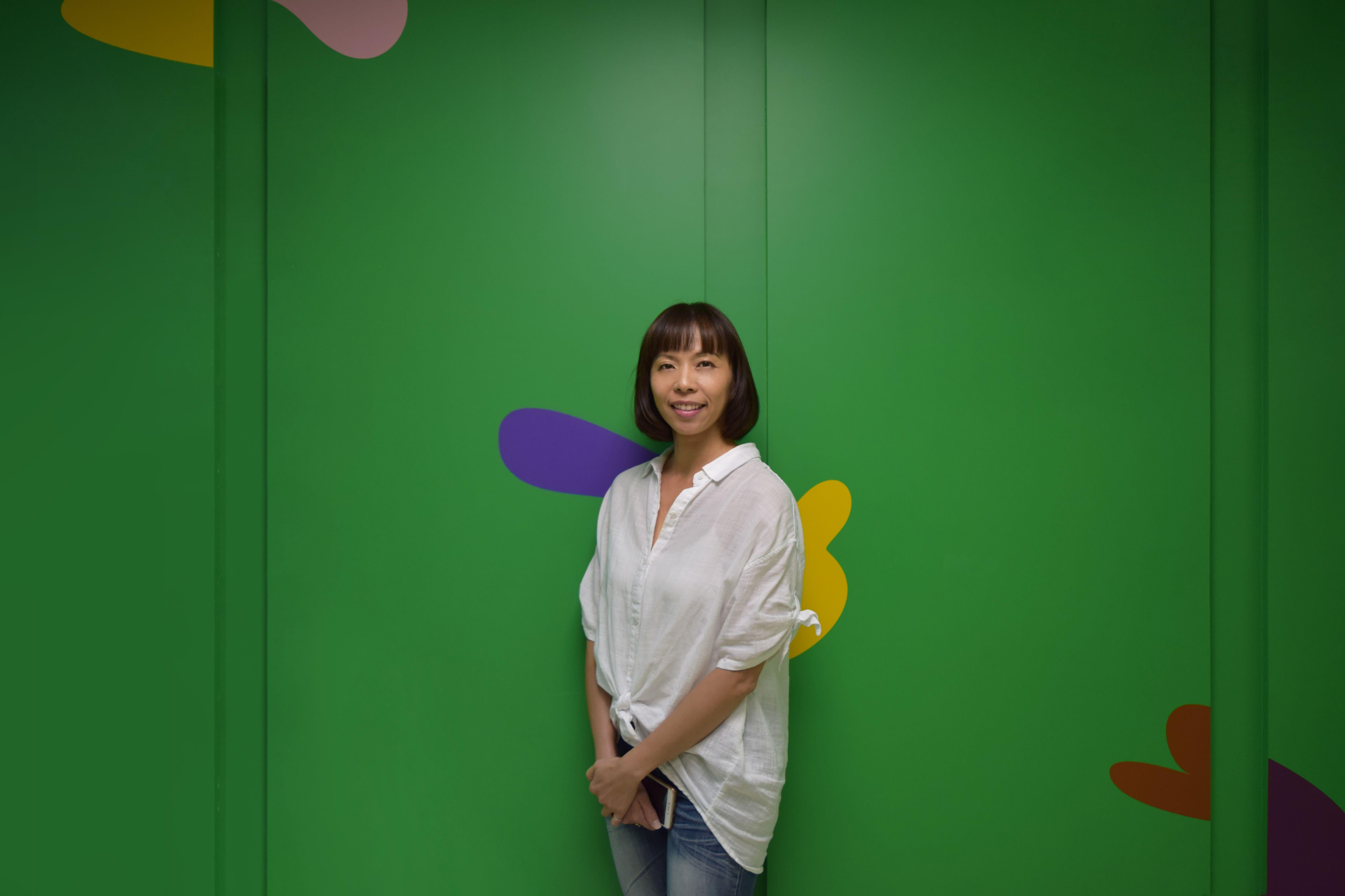【專訪】讓身體藝術回歸生活!雲門教室研發長謝明霏的舞蹈教育哲學