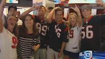 Texans fans take over San Diego