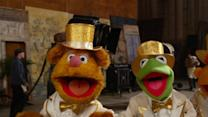 'Muppets Most Wanted' Stars Have a Good Laugh