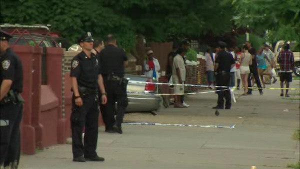 Weekend of violence in New York City