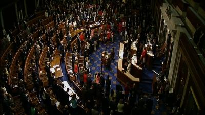 House Honors Nigerian Girls in Moment of Silence