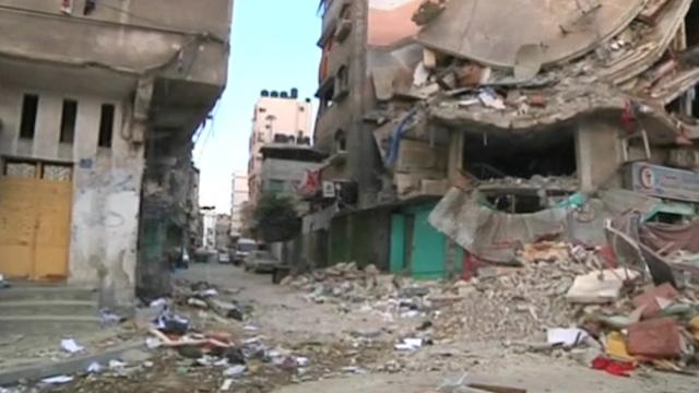 Israel's ground offensive moves deeper into Gaza