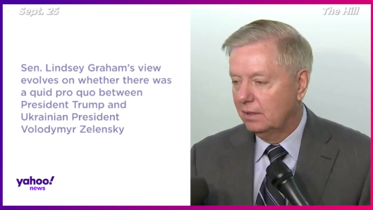 Graham: Trump's Ukraine policy too 'incoherent' to pull off