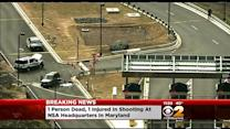 1 Person Dead, 1 Injured In Shooting At NSA Headquarters In Maryland