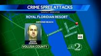 Volusia man charged in attack on women